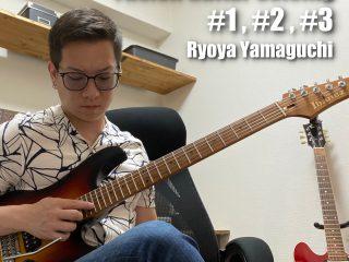Fusion Guitar Soloing 1,2,3 Box 販売中