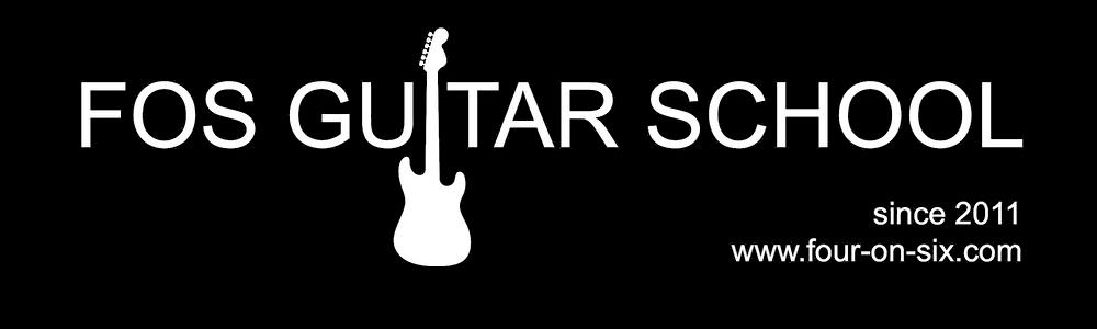 FOS GUITAR SCHOOL 福岡市中央区薬院のギター教室
